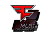 Sticker   FaZe Clan (Foil)   MLG Columbus 2016