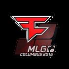 Sticker | FaZe Clan | MLG Columbus 2016