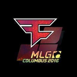 FaZe Clan (Holo) | MLG Columbus 2016