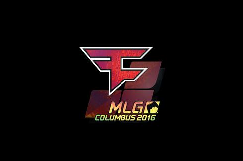 Sticker | FaZe Clan (Holo) | MLG Columbus 2016 Prices