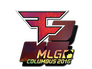 Skin Sticker | FaZe Clan (Holo) | MLG Columbus 2016