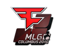Sticker | FaZe Clan | MLG Columbus 2016