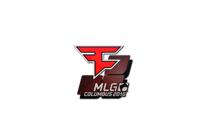 Sticker Faze Clan Mlg Columbus 2016