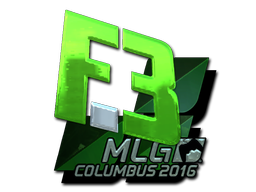 Sticker | Flipsid3 Tactics (Foil) | MLG Columbus 2016