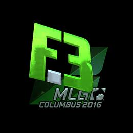 Flipsid3 Tactics (Foil) | MLG Columbus 2016
