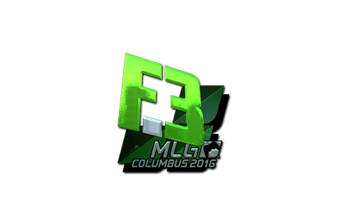 Sticker | Flipsid3 Tactics (Foil) | MLG Columbus 2016 Prices