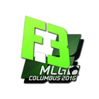 Sticker | Flipsid3 Tactics | MLG Columbus 2016