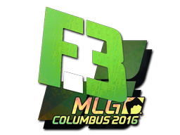 Sticker | Flipsid3 Tactics (Holo) | MLG Columbus 2016