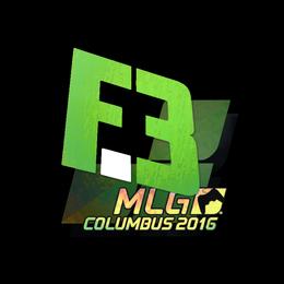Flipsid3 Tactics (Holo) | MLG Columbus 2016