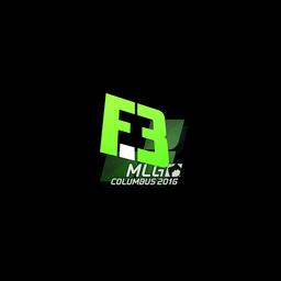 free csgo skin Sticker | Flipsid3 Tactics | MLG Columbus 2016