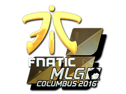 Sticker | Fnatic (Foil) | MLG Columbus 2016