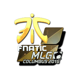 Fnatic (Foil) | MLG Columbus 2016