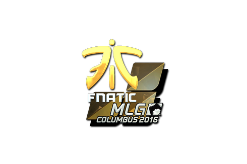 Sticker | Fnatic (Foil) | MLG Columbus 2016 Prices