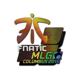 Fnatic (Holo) | MLG Columbus 2016