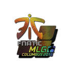Sticker | Fnatic
