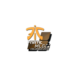 Sticker | Fnatic | MLG Columbus 2016
