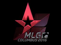 Astralis   MLG Columbus 2016