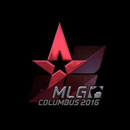 Astralis (Foil) | MLG Columbus 2016