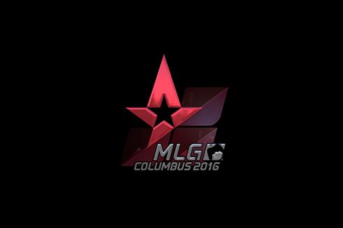 Sticker | Astralis (Foil) | MLG Columbus 2016 Prices