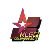 Sticker | Astralis <br>(Holo) | MLG Columbus 2016