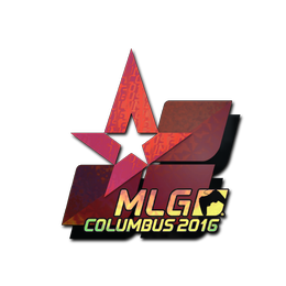 Astralis (Holo) | MLG Columbus 2016