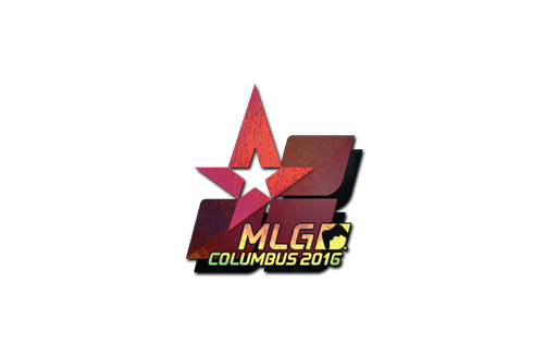 Sticker | Astralis (Holo) | MLG Columbus 2016 Prices