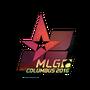 Sticker   Astralis (Holo)   MLG Columbus 2016