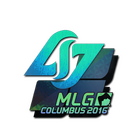 Sticker | Counter Logic Gaming (Holo) | MLG Columbus 2016