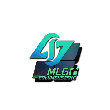 Counter Logic Gaming (Holo)