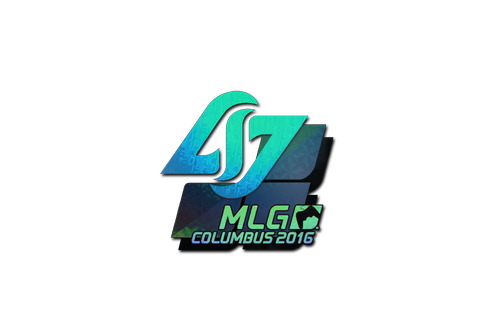 Sticker   Counter Logic Gaming (Holo)   MLG Columbus 2016 Prices