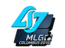 Skin Sticker | Counter Logic Gaming | MLG Columbus 2016