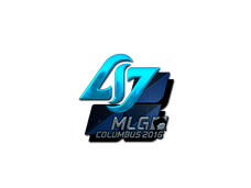 Skin Sticker | Counter Logic Gaming (Foil) | MLG Columbus 2016
