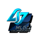 Sticker | Counter Logic Gaming (Foil) | MLG Columbus 2016