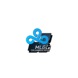 Sticker | Cloud9 | MLG Columbus 2016