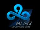 Sticker | Cloud9 (Foil) | MLG Columbus 2016