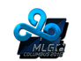 Skin Sticker | Cloud9 (Foil) | MLG Columbus 2016