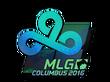 Sticker Cloud9 (Holo) | MLG Columbus 2016
