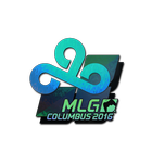 Sticker | Cloud9 (Holo) | MLG Columbus 2016