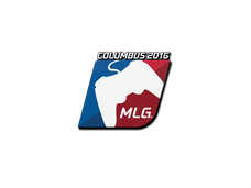 Skin Sticker | MLG | MLG Columbus 2016