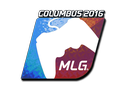 Sticker | MLG (Holo) | MLG Columbus 2016