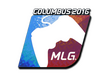 Sticker MLG (Holo) | MLG Columbus 2016