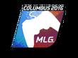 Sticker MLG (Holo) | MLG Columbus 2016