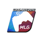 Sticker | MLG (Holo) | MLG Columbus 2016