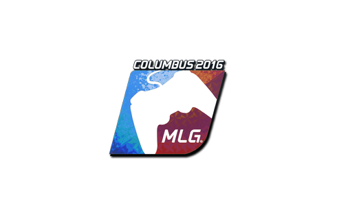 Sticker | MLG (Holo) | MLG Columbus 2016 Prices