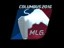 Sticker | MLG (Foil) | MLG Columbus 2016