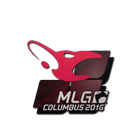Sticker | mousesports | MLG Columbus 2016