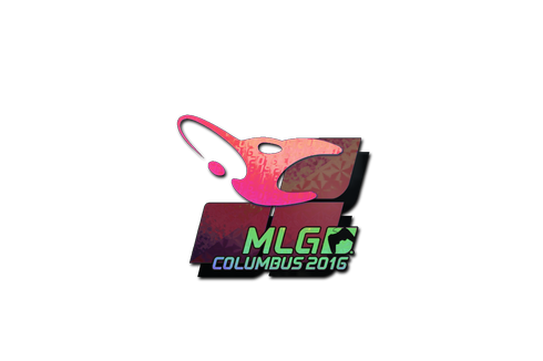 Sticker | mousesports (Holo) | MLG Columbus 2016 Prices