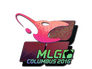 Skin Sticker | mousesports (Holo) | MLG Columbus 2016