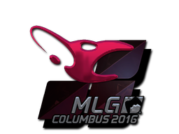 Sticker | mousesports (Foil) | MLG Columbus 2016