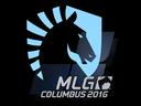 Sticker | Team Liquid | MLG Columbus 2016